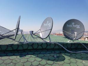Çanak Anten Servisi